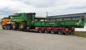Перевезти сельхоз технику по России