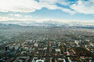 Грузоперевозки в Киргизию и Бишкек из России