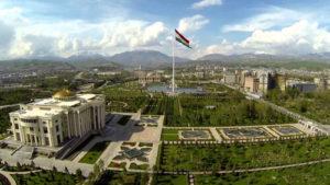 перевозки в Таджикистан