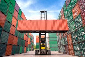 Доставки при помощи контейнеров