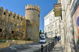 Особенности перевозки груза в Баку