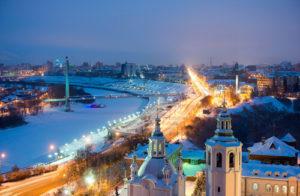 Перевезти груз из Тюмени по России транспортной компанией