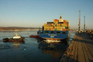 Перевезти груз из порта Клайпеда по России