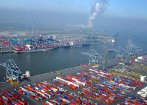Стоимость международные грузоперевозки до порта Антверпен