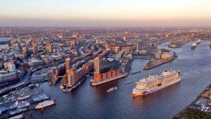 Особенности порта Гамбурга