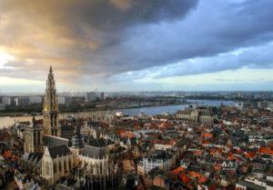 Доставка грузов из порта Антверпен по Европейскому континенту