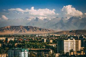 Грузоперевозки в Киргизию и Бишкек из России. Аренда фуры, трала