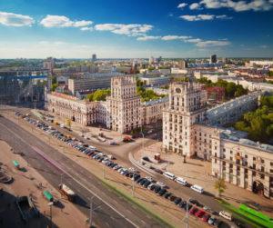 Возможность доставки грузов в Беларусь