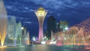 Особенности доставки в города Казахстана