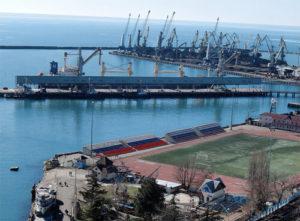 Перевести груз из морского порта Туапсе по России