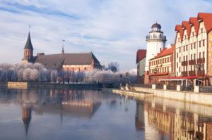 Грузоперевозки с Калинграда в межгорье