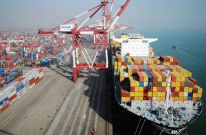 Международные грузоперевозки автотранспортом из России в Китай