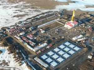 Строительство буровых блоков