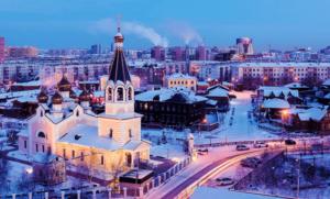 Грузоперевозки в Якутск и по Республике Саха (Якутия)