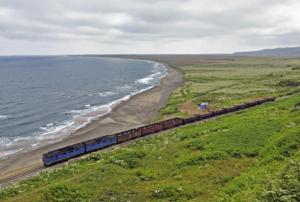 Доставка грузов по России на Сахалин в короткие сроки