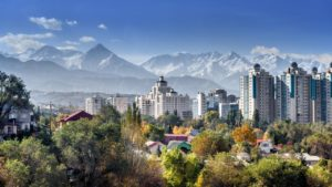 Негабаритные грузоперевозки в Алматы Казахстан